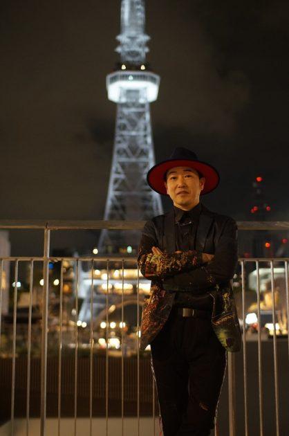 SEAMO、楽曲「Glory」で名古屋栄・新テレビ塔点灯式を祝うサムネイル画像