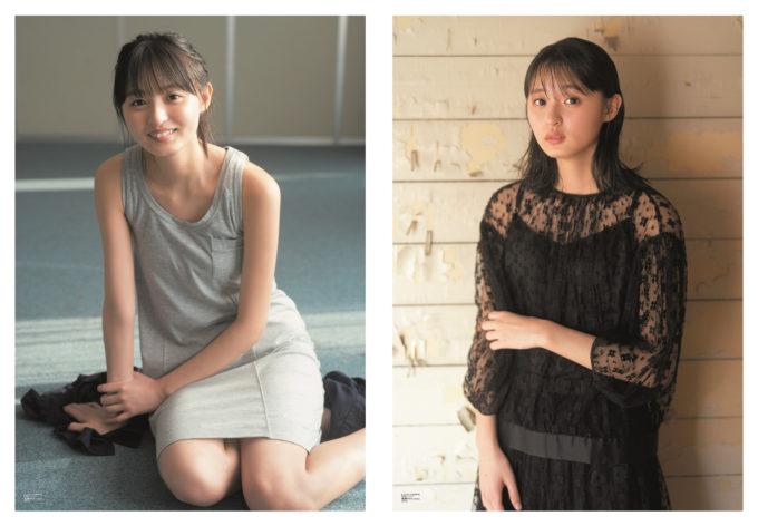 乃木坂46・遠藤さくら、美スタイル際立つ笑顔SHOTなどを公開