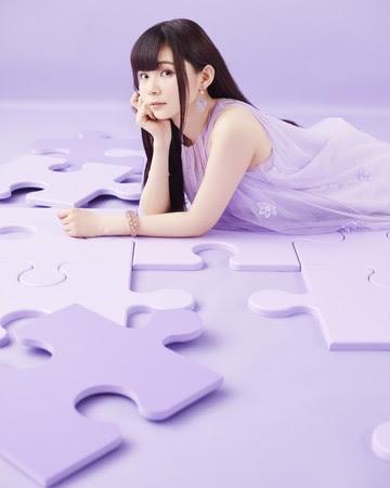 諏訪ななか、11月4日発売ミニアルバム「Color me PURPLE」詳細公開