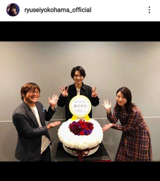 横浜流星、24歳の報告SHOTに7000件以上のコメント殺到「ずっと大好き」「これからも輝き続けてね」サムネイル画像