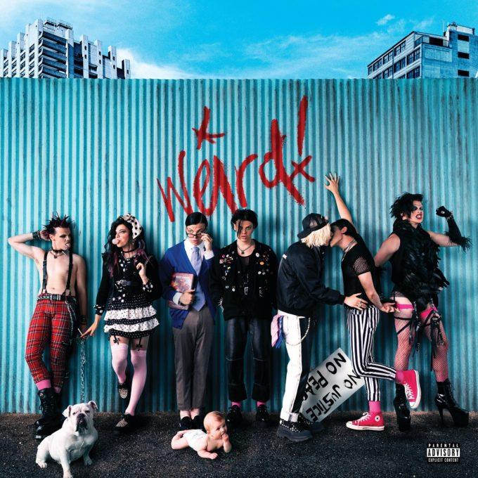 ヤングブラッドが11月13日に約2年半ぶりのニュー・アルバム『ウィアード!』をリリース