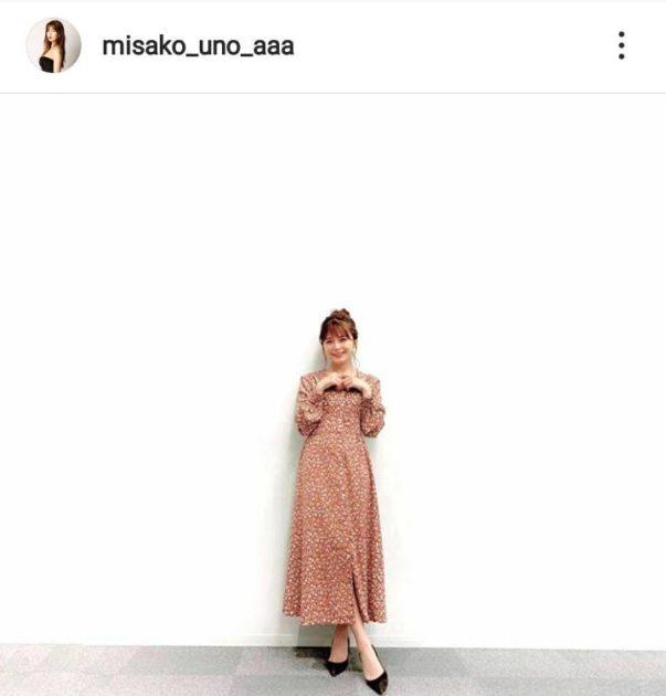 AAA宇野実彩子、美スタイルのガーリーなワンピSHOTに「綺麗すぎます」「なんでも似合って羨ましい」サムネイル画像