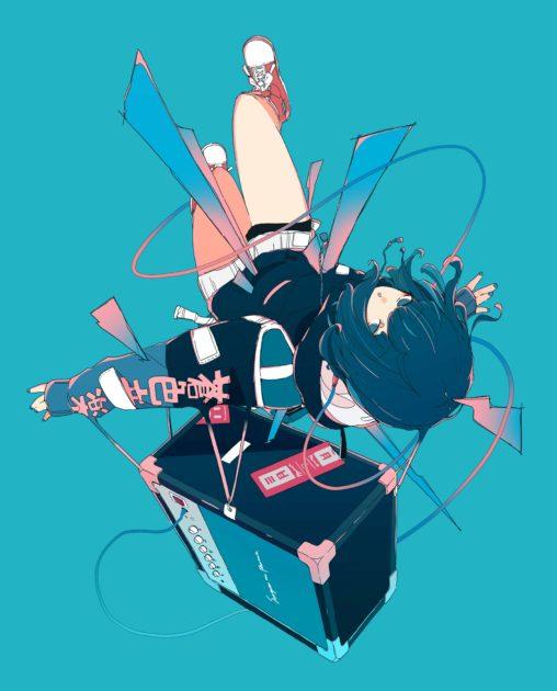 三月のパンタシア、アルバム収録曲『透明色』リリックビデオ公開&先行配信スタート