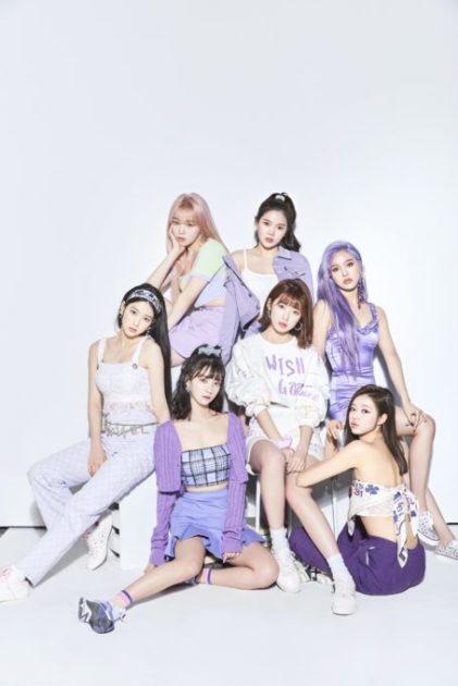 OH MY GIRL、JAPAN 1stシングル『Etoile / Nonstop Japanese ver.』11月25日発売決定サムネイル画像