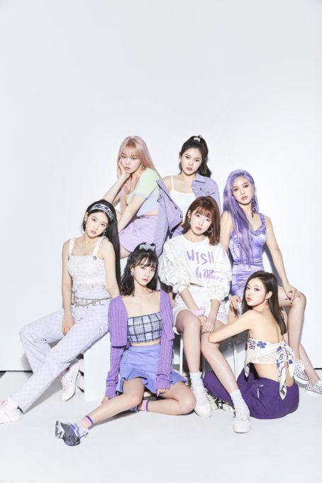 OH MY GIRL、JAPAN 1stシングル『Etoile / Nonstop Japanese ver.』11月25日発売決定