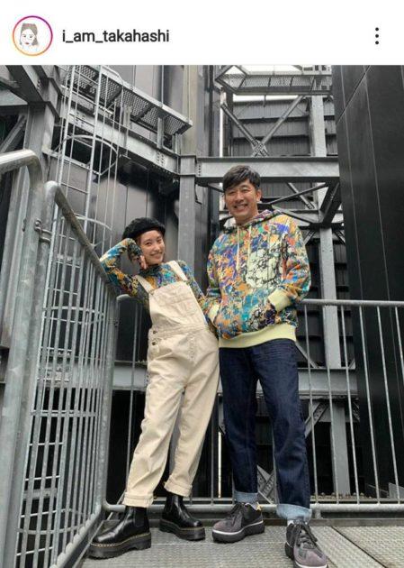 高橋愛、夫・あべこうじとの夫婦2SHOT公開&幸せな心境綴り「愛に溢れた2人」「憧れます」の声サムネイル画像