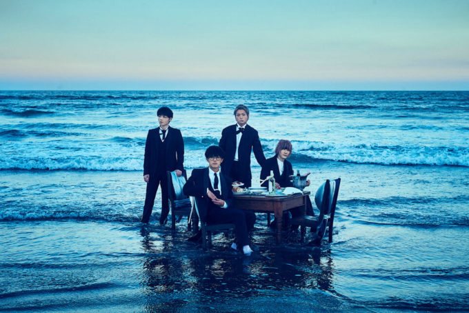BLUE ENCOUNT、11月18日にリリースされるニュー・アルバム『Q.E.D』の全楽曲が試聴できるトレーラー映像を公開