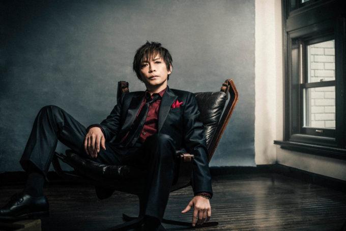 INORAN、ニュー・アルバム発売目前にメイン・ビジュアル解禁