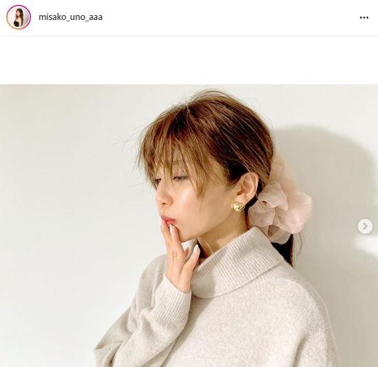 AAA宇野実彩子、上品でアンニュイな横顔SHOTに反響「まじで天使」「儚い」「可愛すぎる」