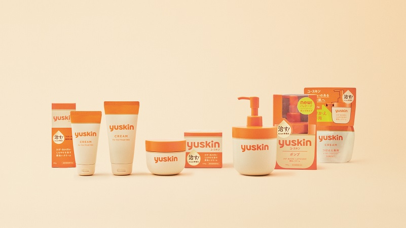 ビタミン系クリーム「ユースキン」が、グッドデザイン賞を受賞サムネイル画像!