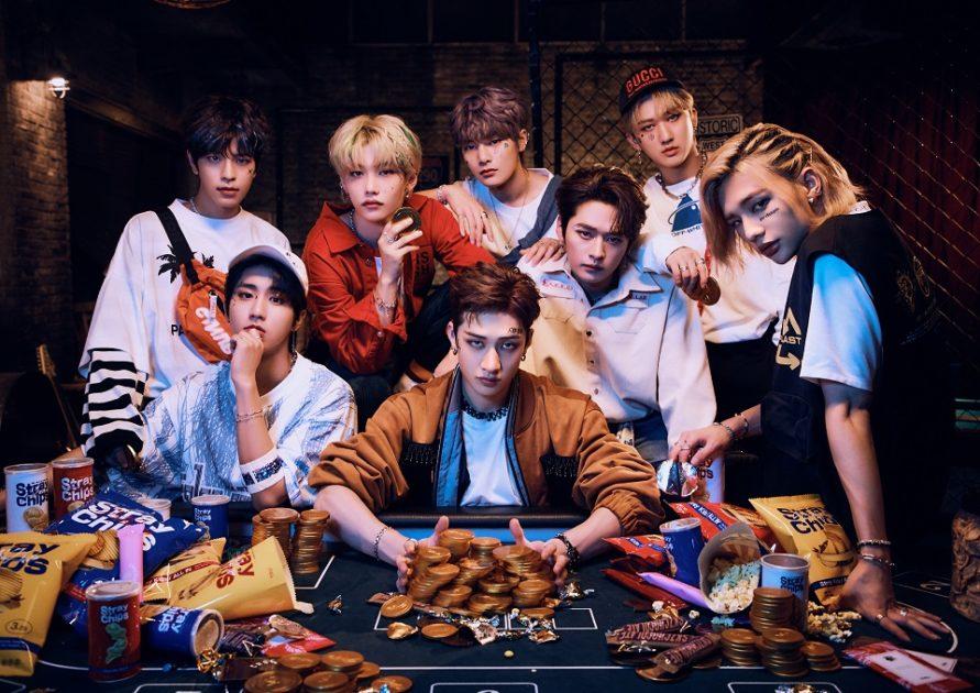 Stray Kids、「神メニュー -Japanese ver.-」が10月7日(水)0時より先行配信決定サムネイル画像