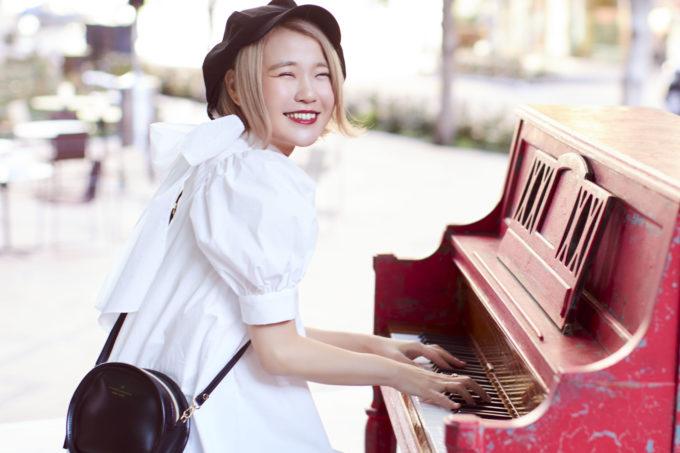 人気急上昇中のピアニストYouTuberハラミちゃんの全国ライブツアー開催決定