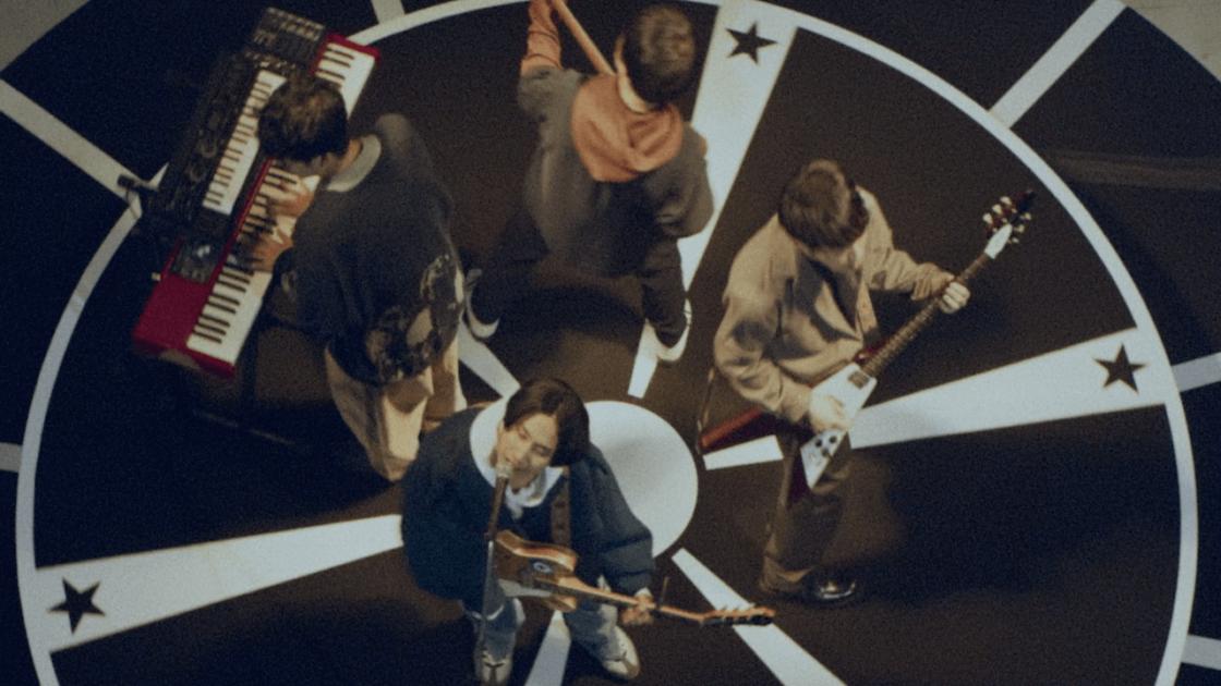 マカロニえんぴつ、「生きるをする」MV公開サムネイル画像