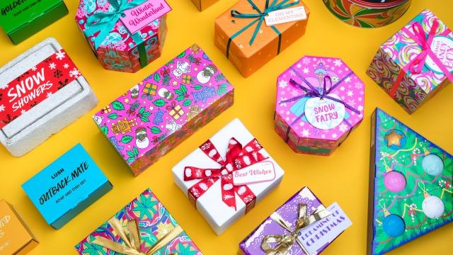 ラッシュのクリスマスコフレ全34種が数量限定で10月16日から販売開始