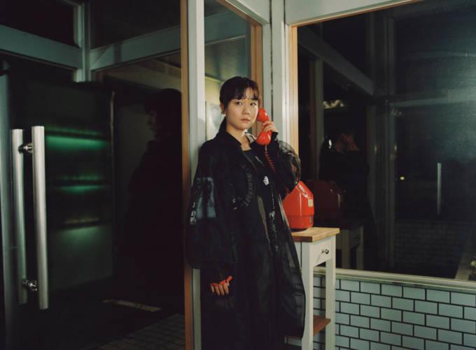 吉澤嘉代子、ニューシングル「サービスエリア」のジャケット公開&初のオンラインリリースイベント開催
