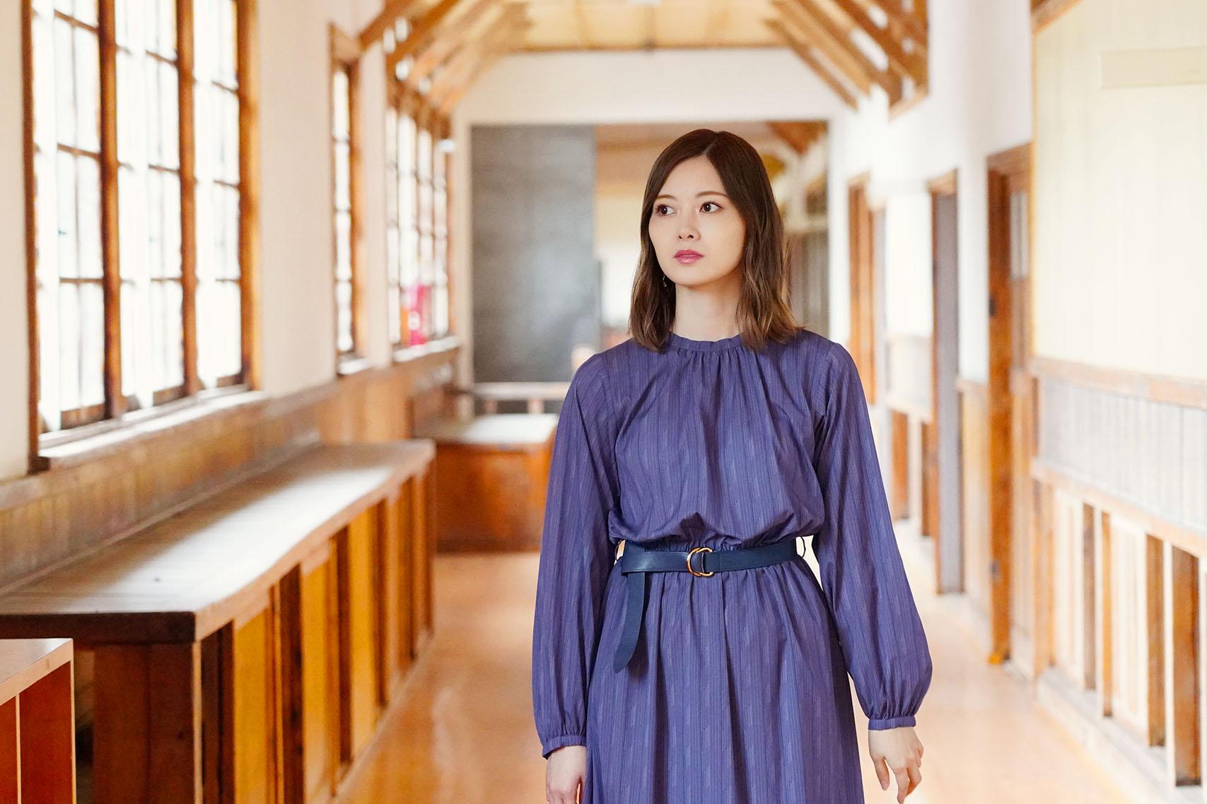 """白石麻衣、乃木坂46卒業を控えた""""独白ドキュメンタリー""""をHuluで配信"""