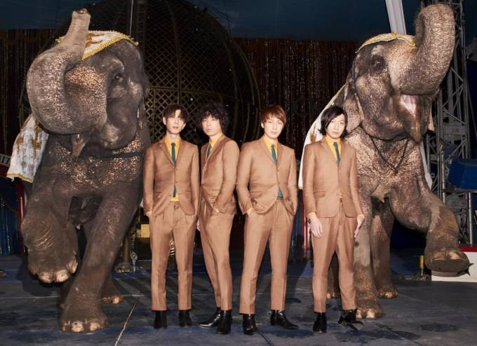 THE BAWDIES、11ヶ月ぶりとなる新曲「SUN AFTER THE RAIN」配信リリース