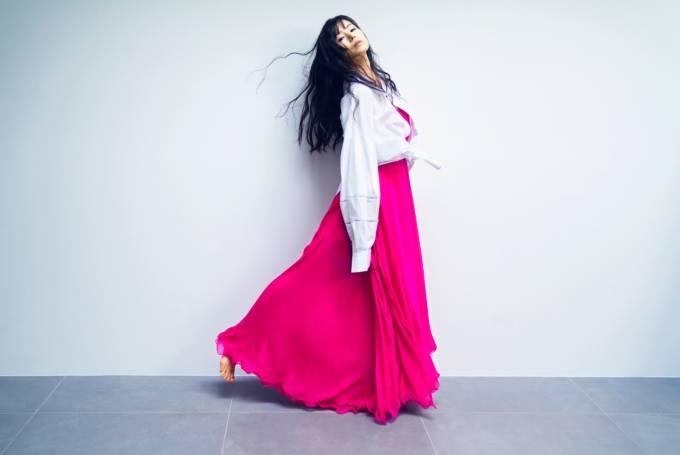 小西真奈美、ニュー・アルバム『Cure』からの先行シングル「君とはもう逢えなくても」を10月23日に配信リリース