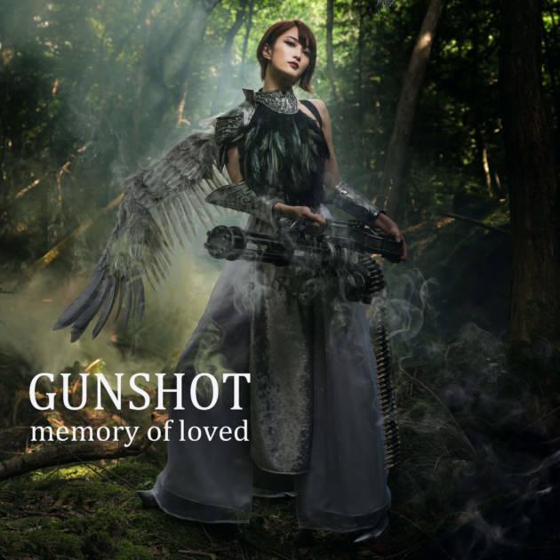 Ayasa、配信シングル「GUNSHOT~memory of loved」11月1日アートブックと同日発売サムネイル画像