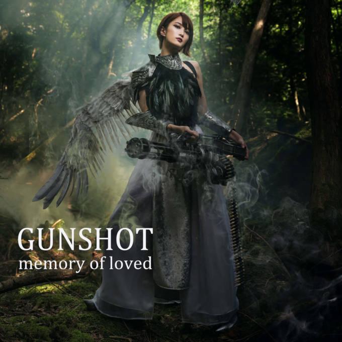 Ayasa、配信シングル「GUNSHOT~memory of loved」11月1日アートブックと同日発売