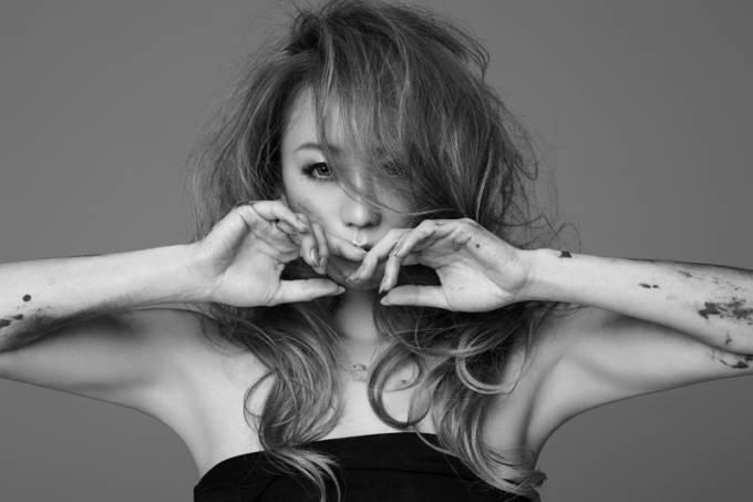 """倖田來未、""""ずっとやりたかった髪色""""披露に絶賛の声「なんでも似合う美人」「美しさが芸術」"""