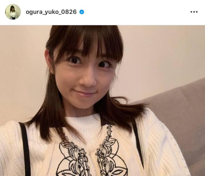 小倉優子、三男の近況を報告&自撮りSHOTも公開「いつまでもかわいい」「素敵です」