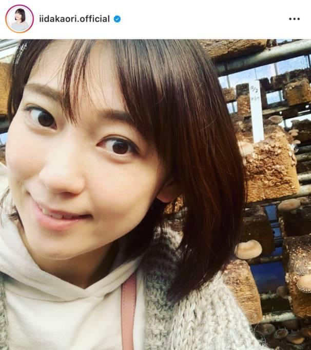 """飯田圭織、ショートカットの""""イメチェン""""SHOTに反響「お似合いです!」「美人」"""