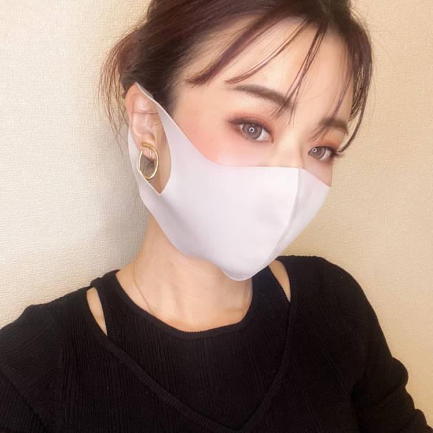 マスクをつけても血色アップ!