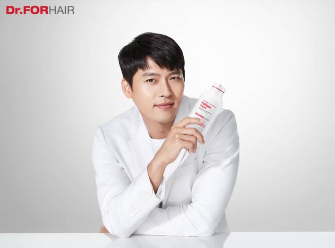 韓国ヘアケアブランド「Dr. FOR HAIR」が日本初上陸!「愛の不時着」主演ヒョンビンをイメージキャラクターに起用