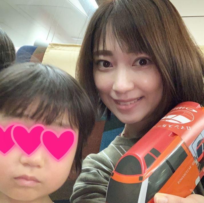 飯田圭織、親子SHOT公開&箱根旅行を報告し「ほんとうに可愛い」「楽しい気持ちが伝わってくる」の声