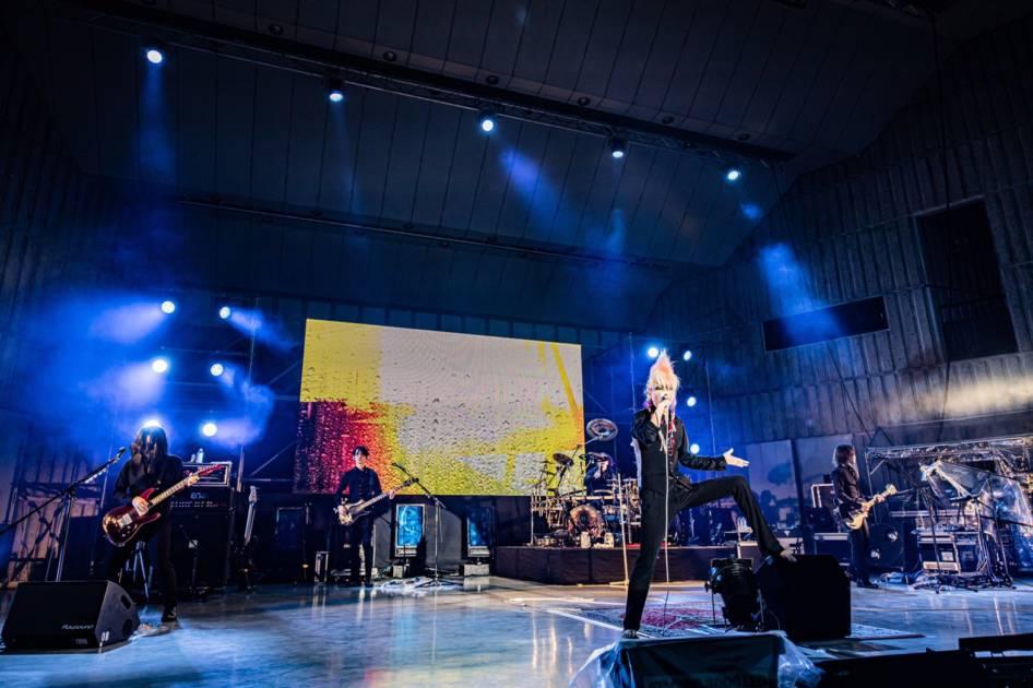 メリー、5人体制ラストとなった日比谷野音公演のBlu-ray&DVD発売決定サムネイル画像