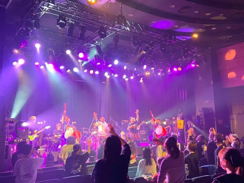 JaaBourBonz、自身初東京ホールワンマンライブ開催サムネイル画像