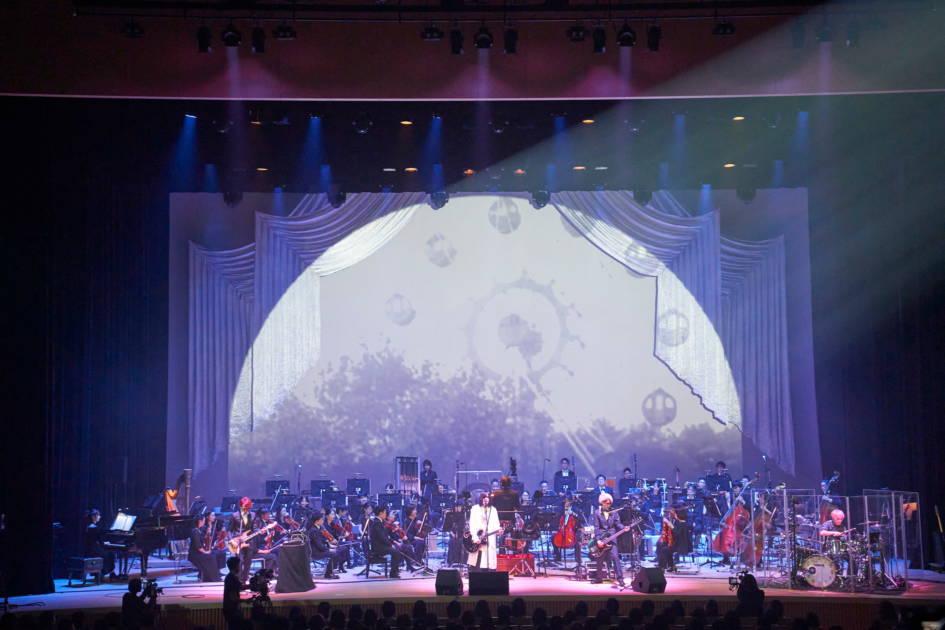 Plastic Tree、フルオーケストラとのシンフォニックコンサートのBlu-ray化が決定サムネイル画像