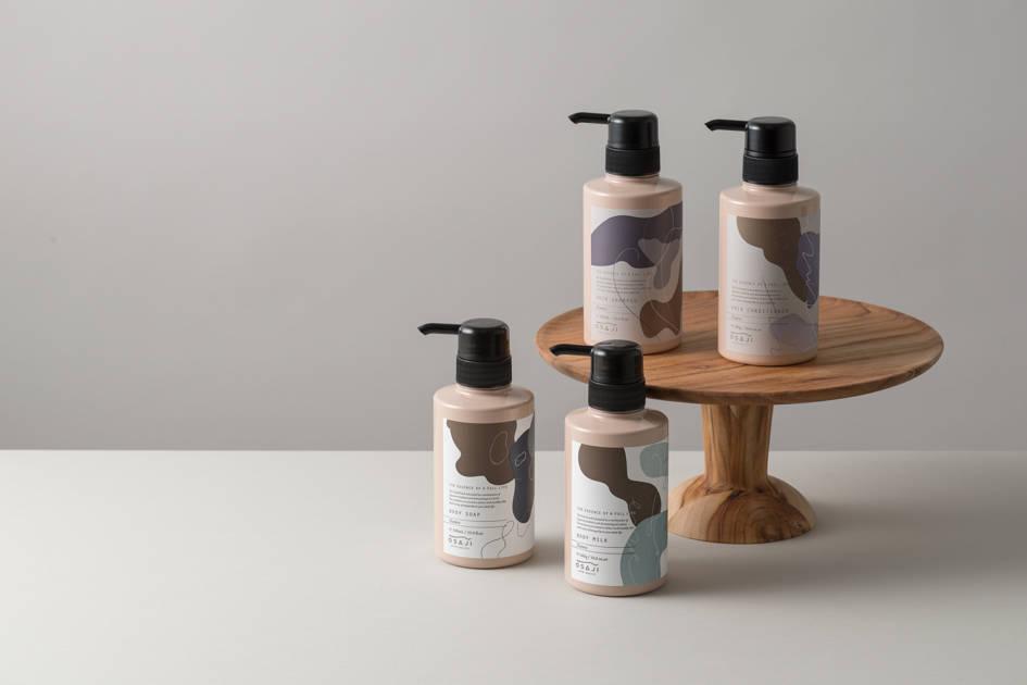 スキンケアブランドOSAJI、冬限定の香り「Danro」のヘア&ボディケアシリーズを限定発売サムネイル画像