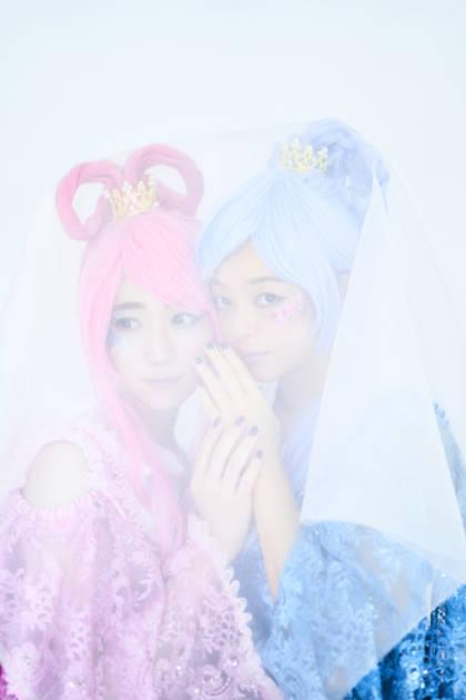 摩訶不思議系デュオ「まこみなみん」、シングル「Princess&Prince」リリース&リリックビデオ同時公開サムネイル画像