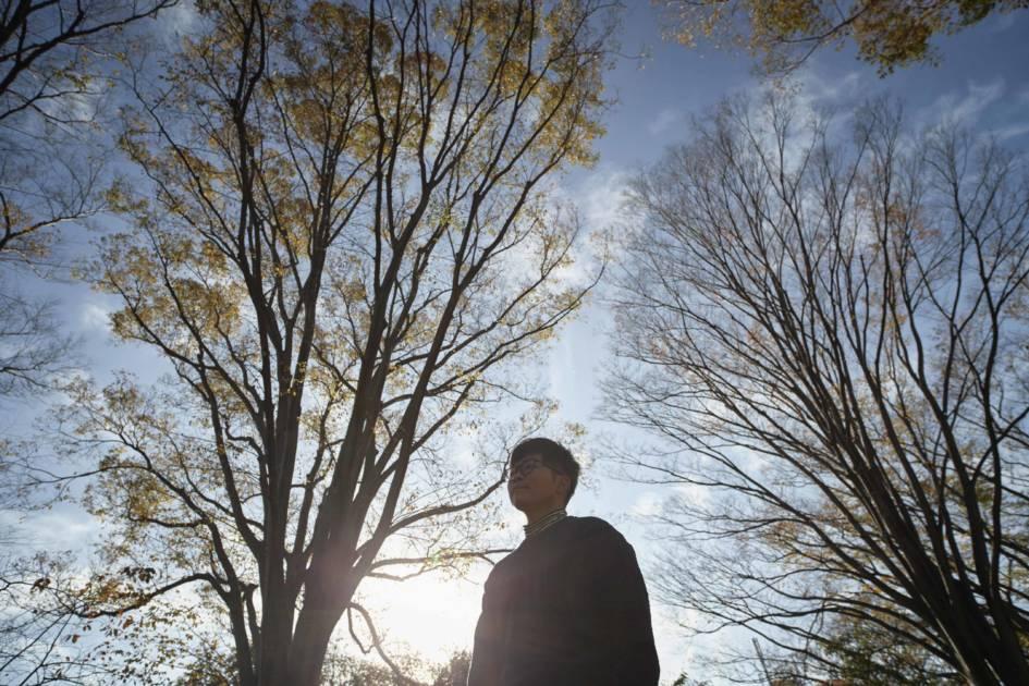 さかいゆう、ニューアルバム『thanks to』のビジュアル解禁&「崇高な果実」の先行配信も決定サムネイル画像
