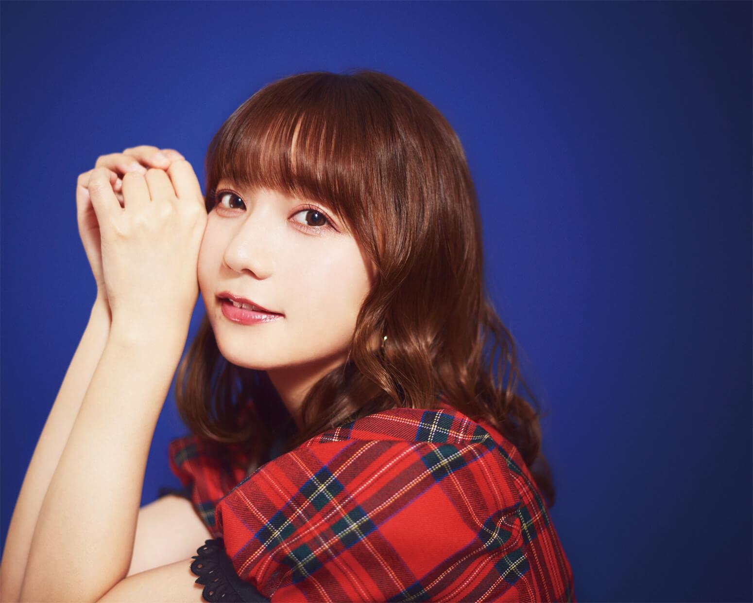 和氣あず未、1stアルバム「超革命的恋する日常」が2月17日に発売決定