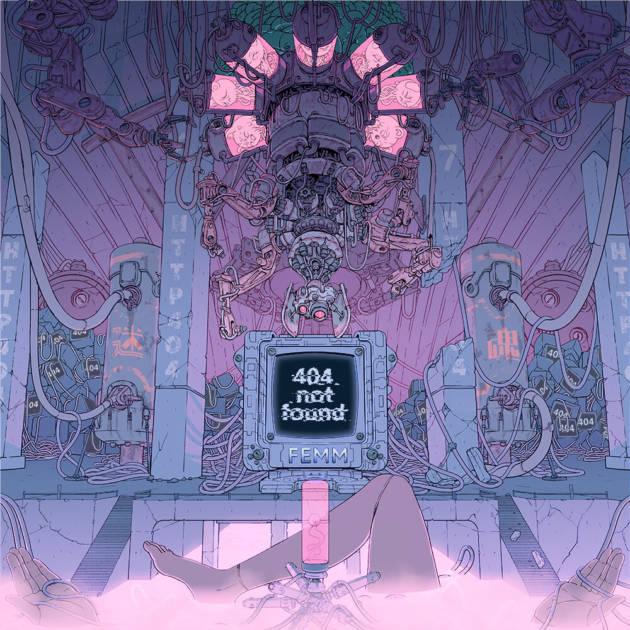 FEMM、最新E.P.「404 Not Found」からMusic Video「Sit Down」を発表サムネイル画像