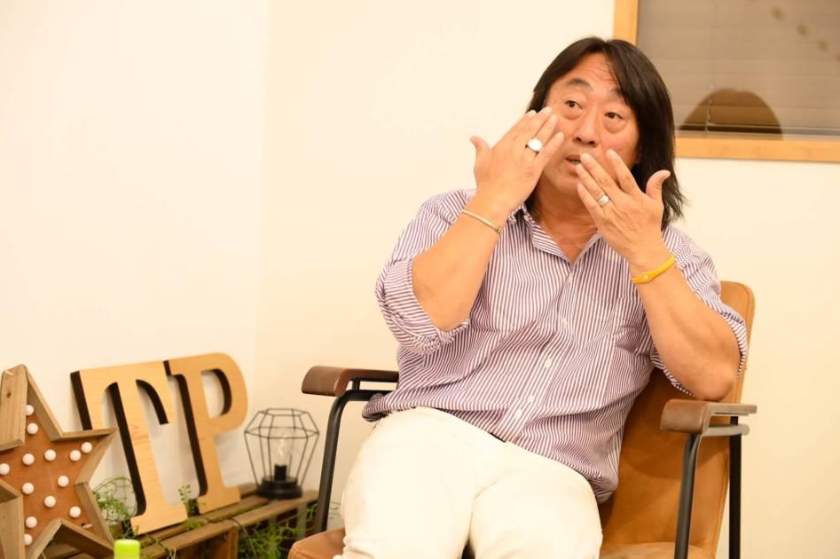 中嶋竜司さん/(c)E-TALENTBANK