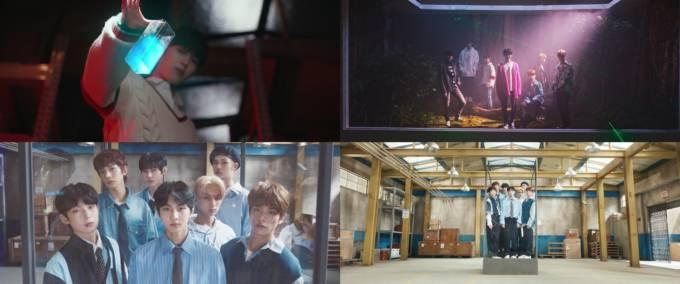 ENHYPEN、デビューアルバム収録曲「Let Me In (20 CUBE)」で活動再始動&1stティーザー公開