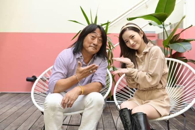 米倉涼子さんや福山雅治さんなど手がけるヘアメイクアップアーティスト・中嶋竜司さんにマルチタレント・南りほさんが学ぶ、正しいクレンジングのステップ