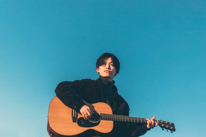 19歳のシンガーソングライター舟津真翔、カップルの歌でLINE MUSIC初登場1位&オンライン弾き語りをファンにプレゼント