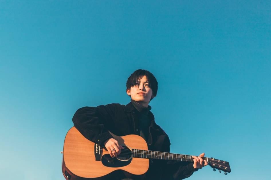 19歳のシンガーソングライター舟津真翔、カップルの歌でLINE MUSIC初登場1位&オンライン弾き語りをファンにプレゼントサムネイル画像
