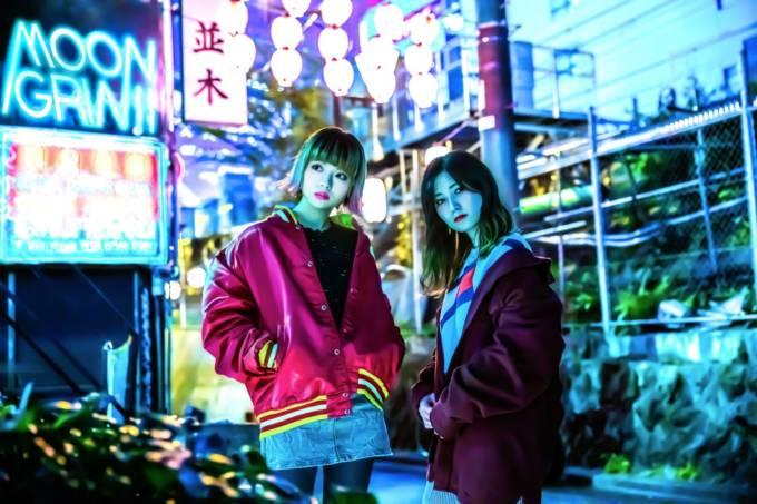 moon grin、イガラシ(ヒトリエ)と刄田綴色(東京事変)をゲスト・ミュージシャンに迎えた新曲「OLナイトルーティーン」をリリース&MVも公開