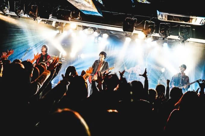 Brian the Sun、活動休止前ラストライブを地元・大阪で開催