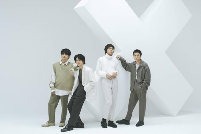 DISH//、4thフルアルバム「X(クロス)」が発売決定