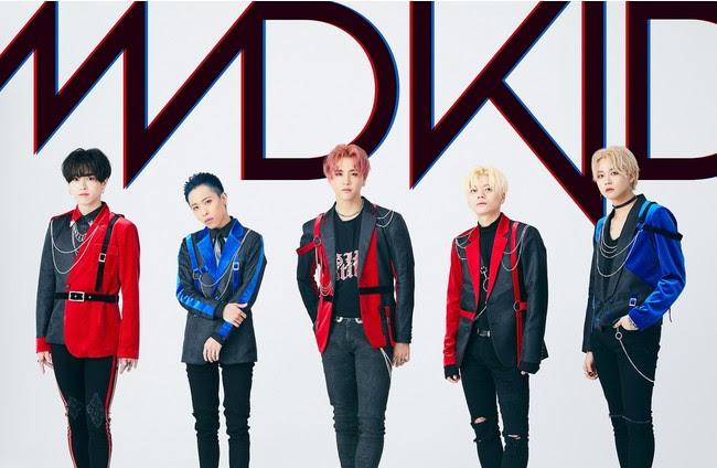 MADKID、来年春にバンド形式での公演を開催する事を発表サムネイル画像!