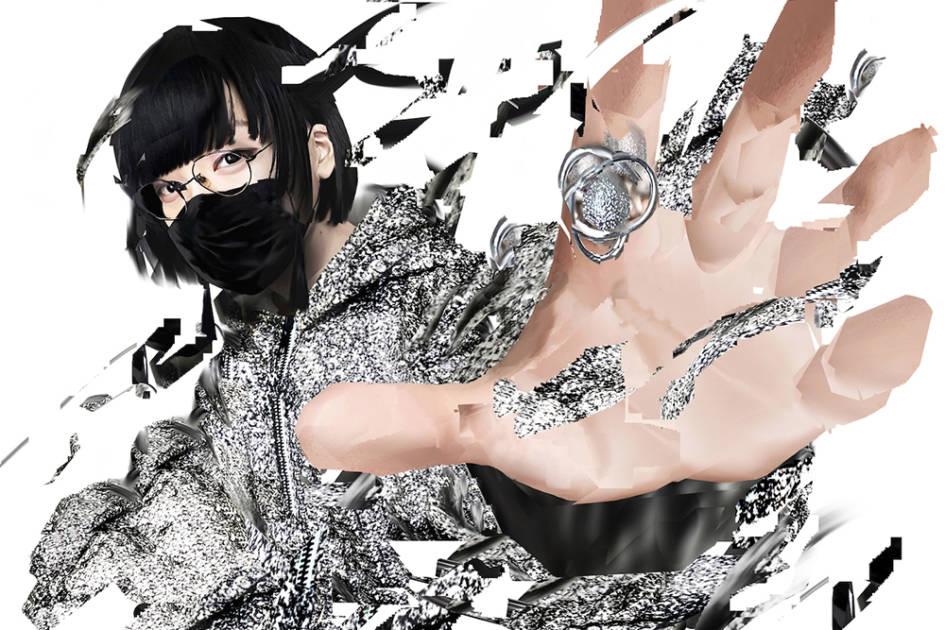 長谷川白紙、yuigotとのコラボ曲「音がする」のMVを公開サムネイル画像
