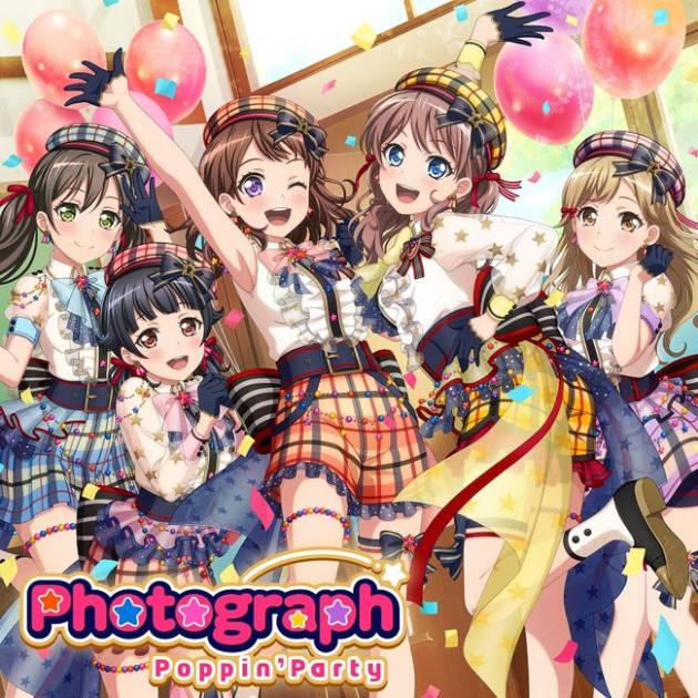 Poppin'Party、「Photograph」がテレビ朝日『お願い!ランキング』1月度エンディングテーマソングに決定サムネイル画像