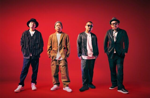 ケツメイシ、2月10日(水)ベストアルバムの収録内容を発表&ジャケット写真も公開